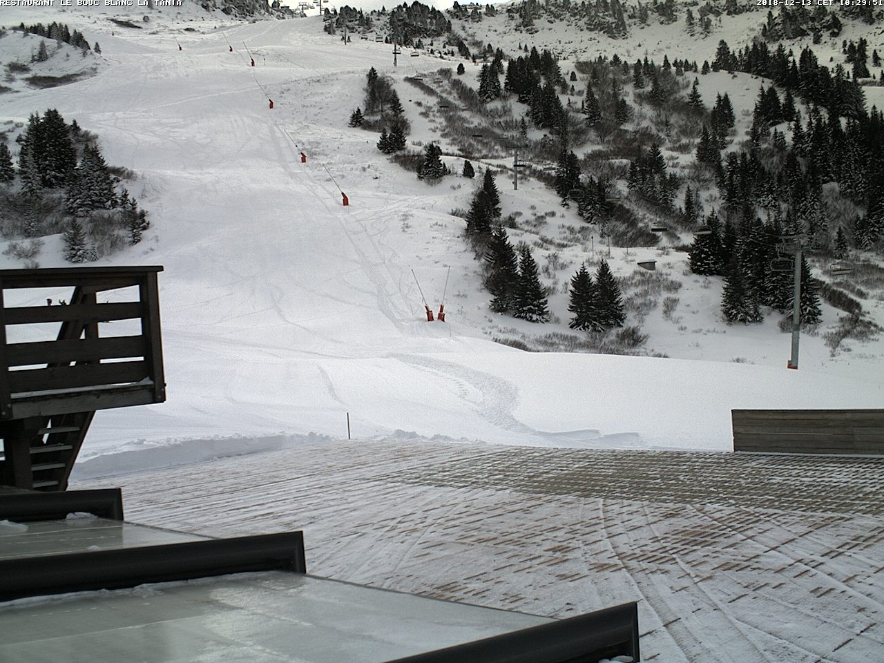 Webcam Courchevel